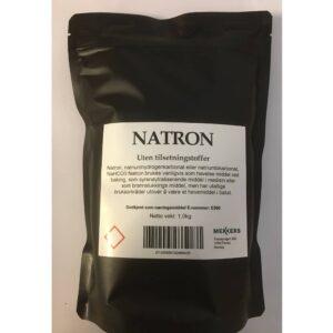 Natron Natriumbikarbonat